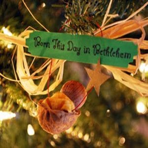 Bethlehem Ornament
