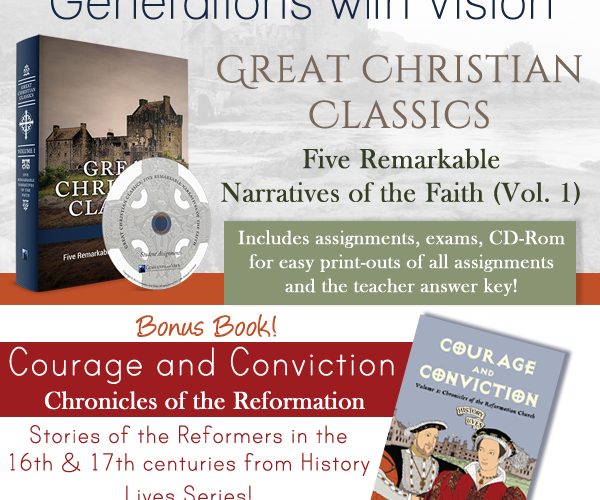 Free Book Friday | Generations with Vision