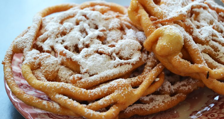 Funnel Cakes for the 4th of July