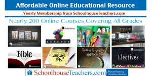 Yearly Membership from SchoolhouseTeachers.com