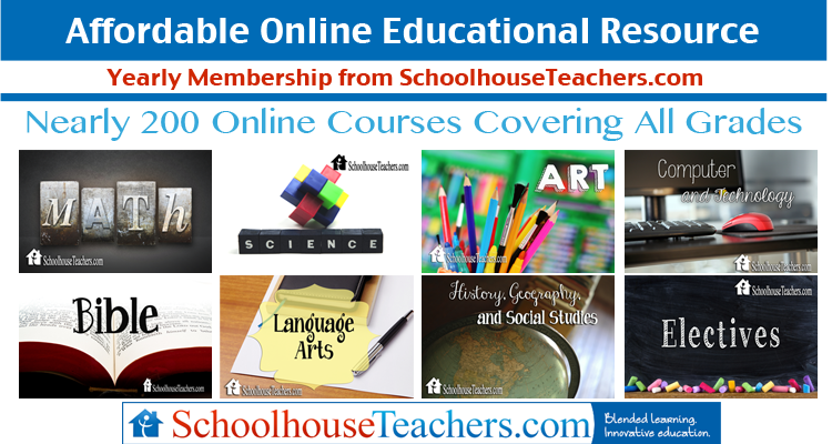 Yearly Membership Review from SchoolhouseTeachers.com