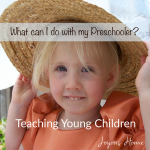 Teaching Young Children – Let Them Play