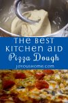 Kitchen Aid Pizza Dough