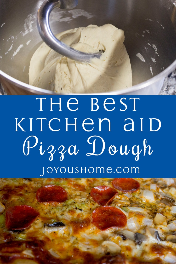 Kitchen Aid Pizza Dough