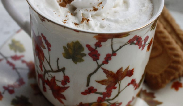 Fall! Easy Powdered Creamer and Our Best Pumpkin Cake!