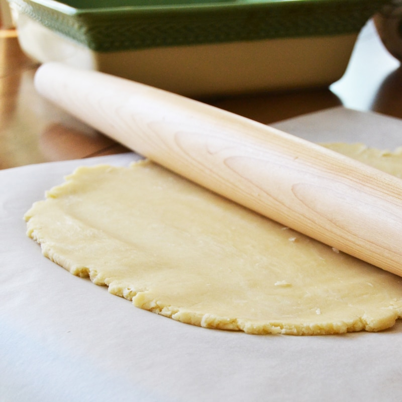 butter pie crust