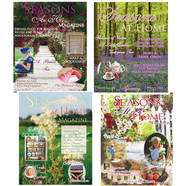 Seasons at Home Magazine Summer Bundle