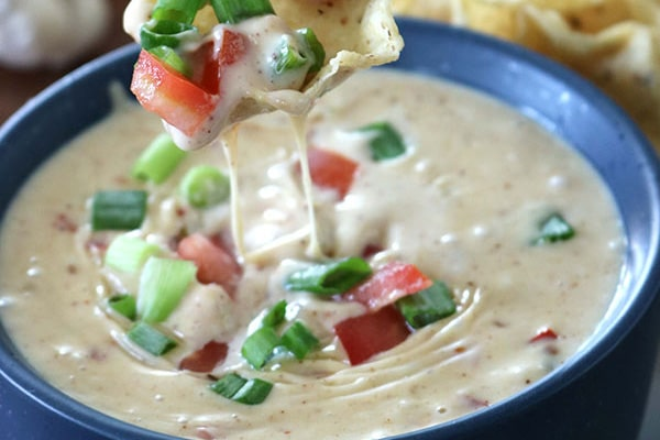 White Queso Dip - Amazing Hot Appetizers Joyous Home