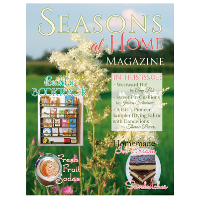 Seasons at Home Magazine Summer 3