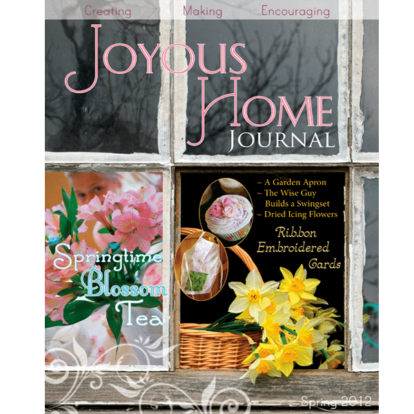 Joyous Home Journal Spring