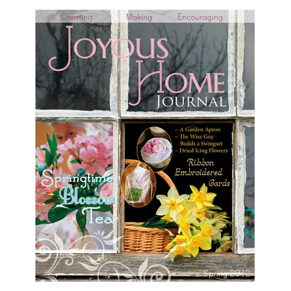 Spring Joyous Home Journal - Digital Homemaking by Joyous Home