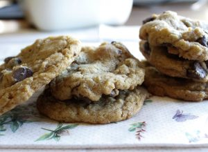 Chocolate Chip Wheat Cookie Recipe
