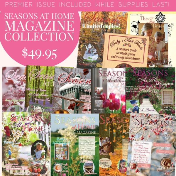 Seasons at Home Magazine Collection