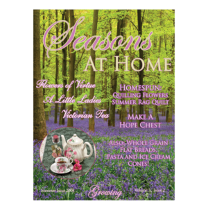 Seasons at Home Summer Issue 1