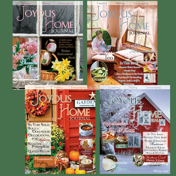Joyous Home Journal Digital Set