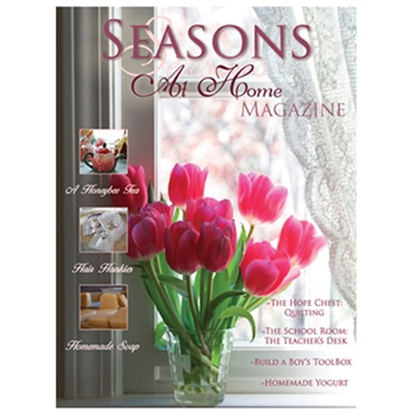 Seasons at Home Magazine Spring 2