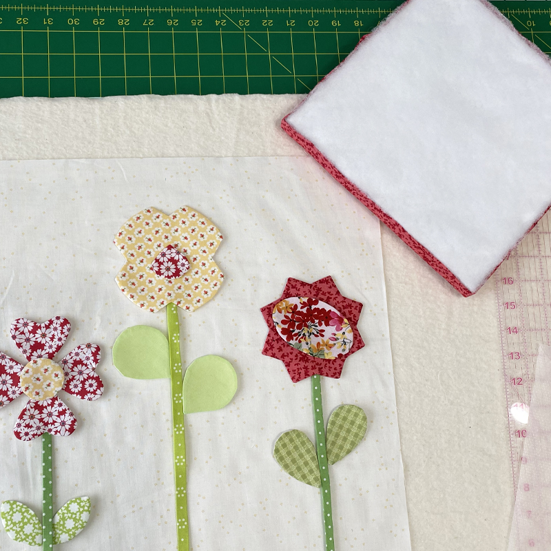 Make a Quick Fabric Design Board